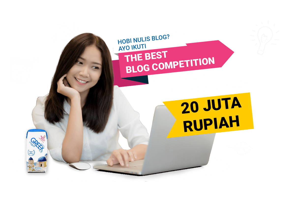 lomba blog havenly blush 2019