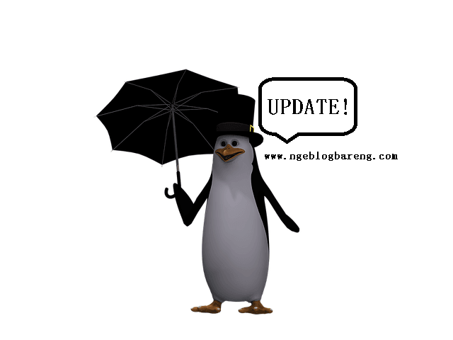 update algoritma penguin